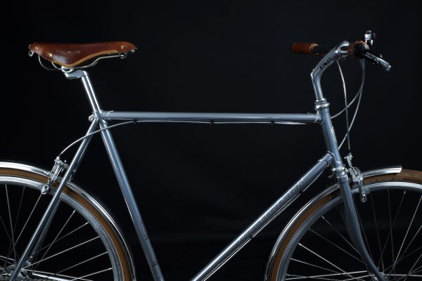 Limited Edition bicycle - Retro style - Man