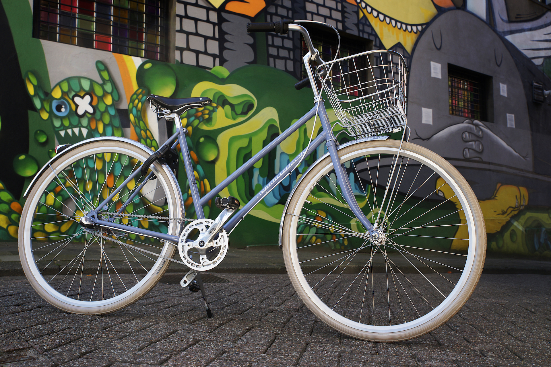 Vintage lady bike | city cycling | Made in the Netherlands