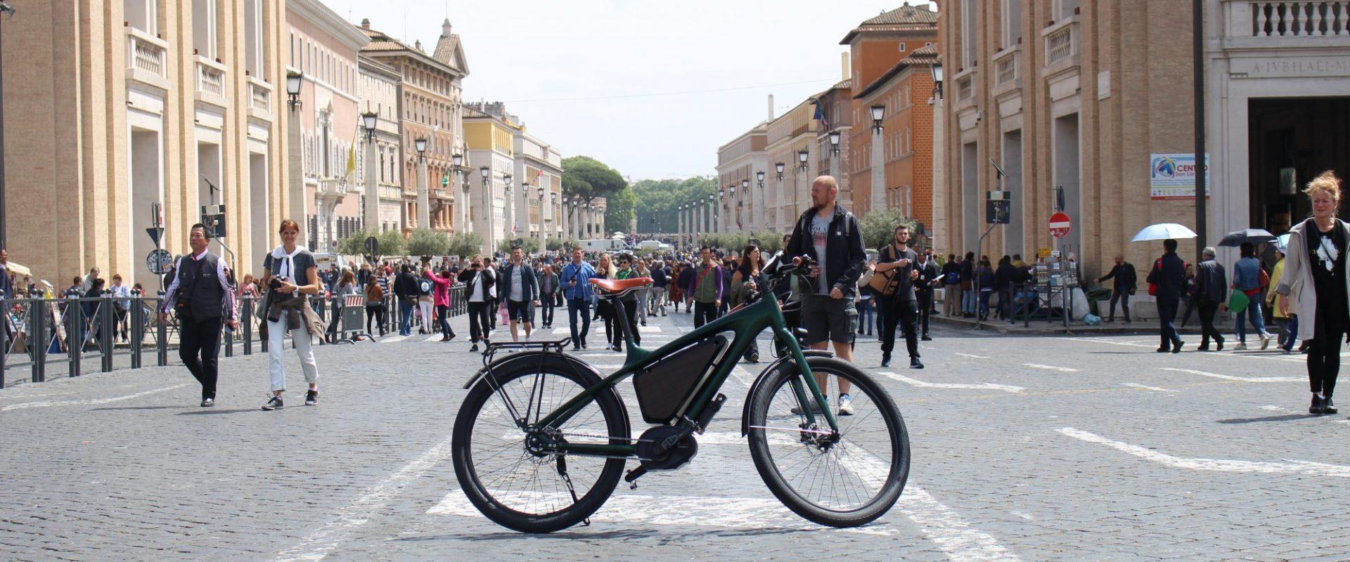 Maatwerk Elektrische fiets