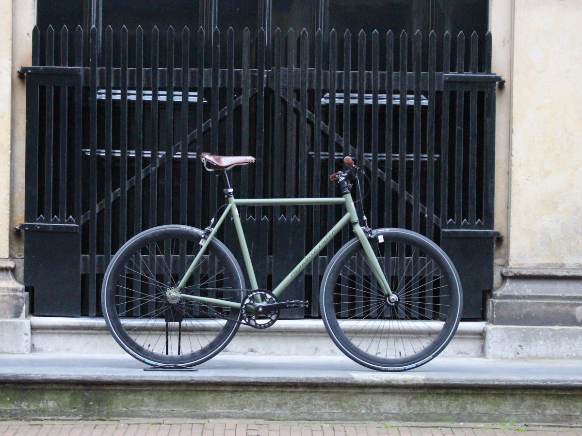 Ontwerp je eigen single speed droomfiets Republic Dutch