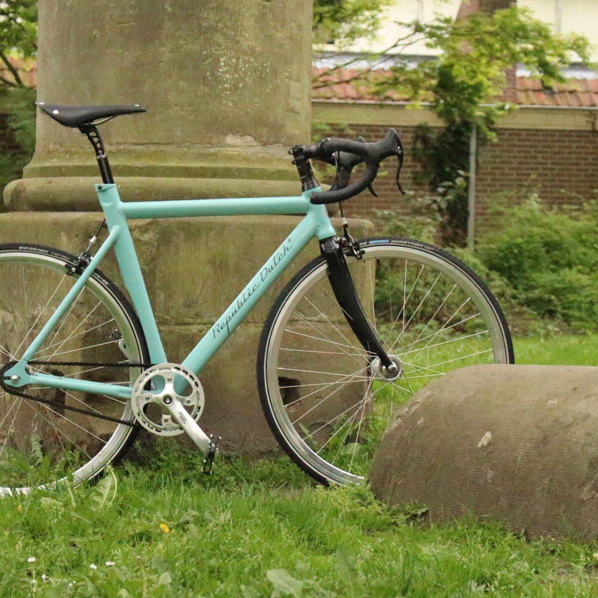 Koop je nieuwe handgemaakte fiets