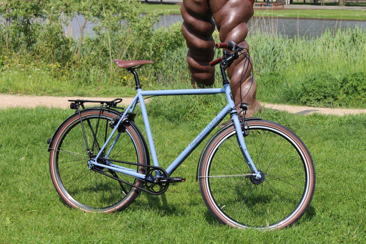 Nederlandse hybride fiets | ontwerp je eigen fiets