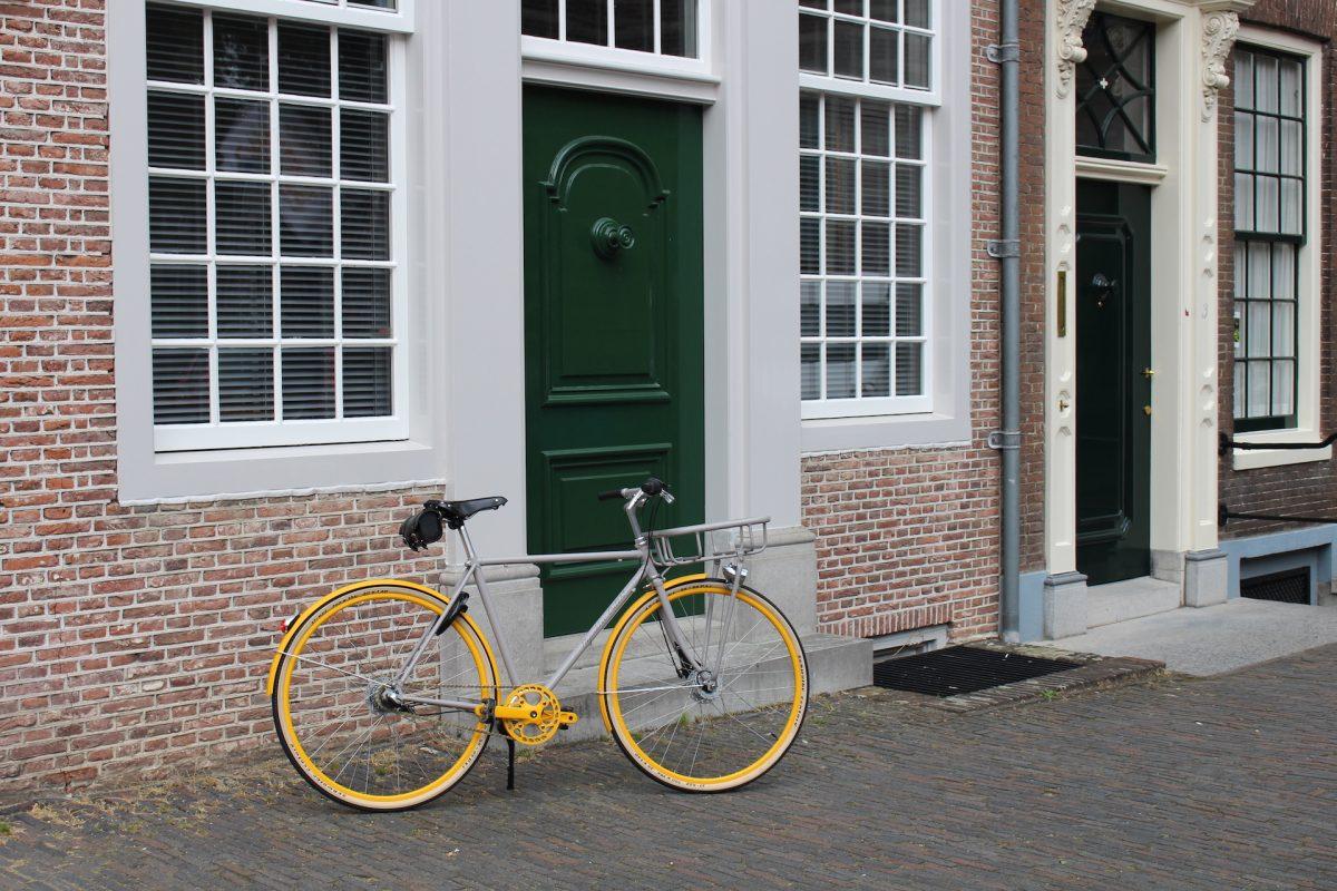 Domkwartier | stadsfiets handgemaakt in Utrecht