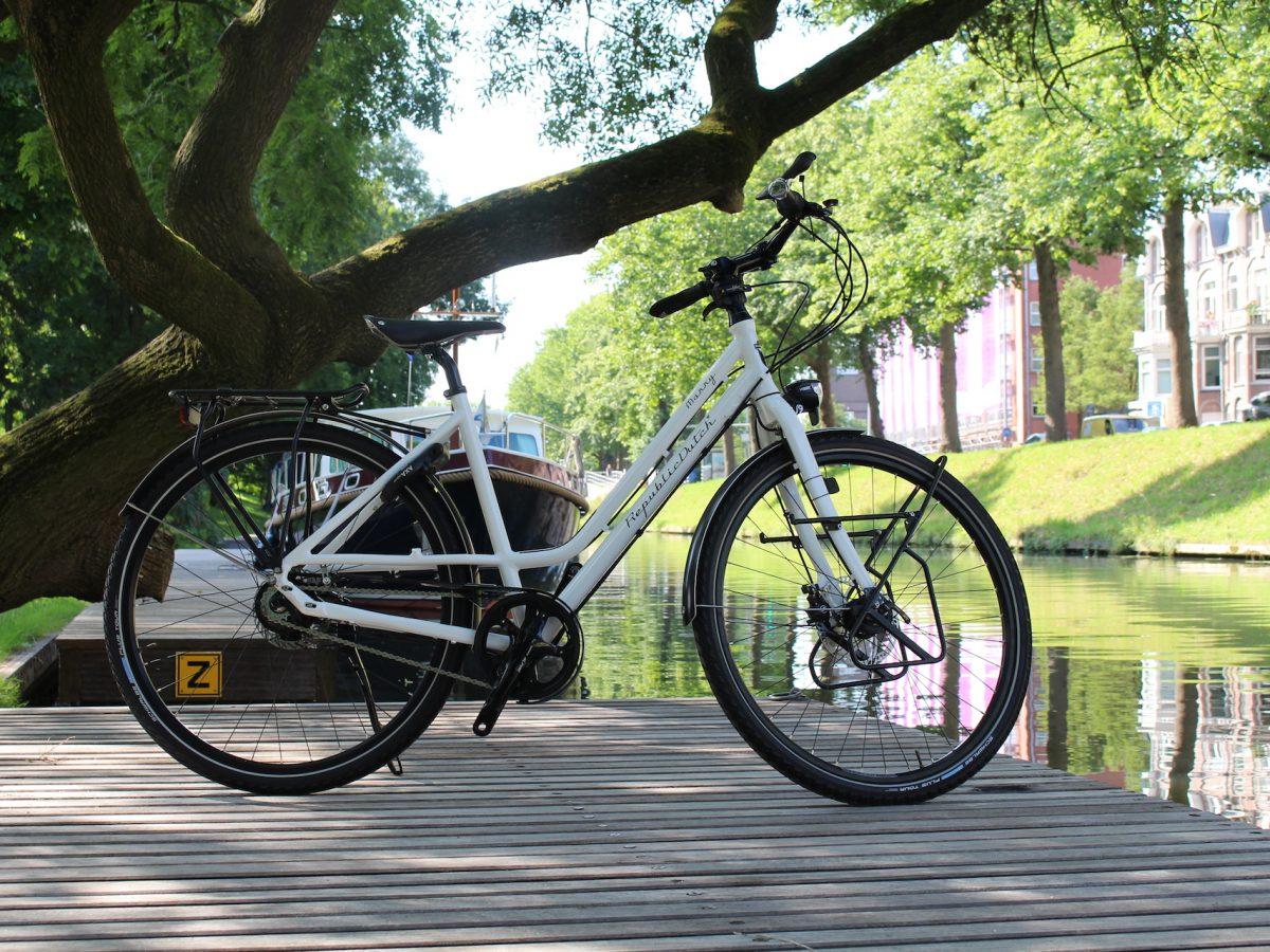 Custom made bicycle | Lady bike