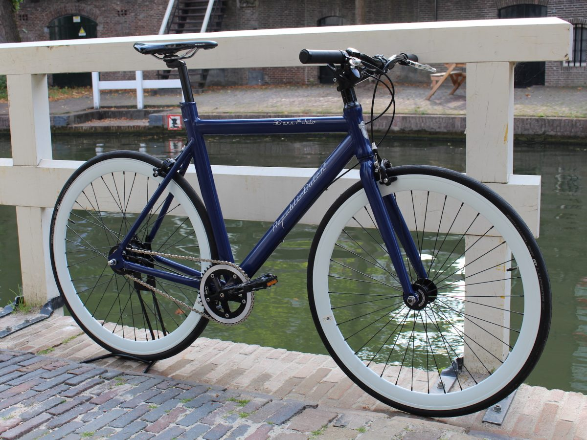 Epic sport bicycle with Shimano Alfine