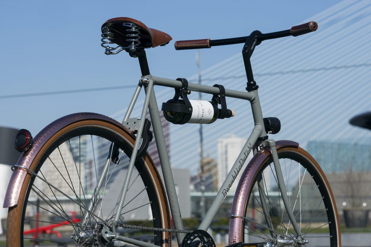 Handmade | Custom made | Retro City bicycle