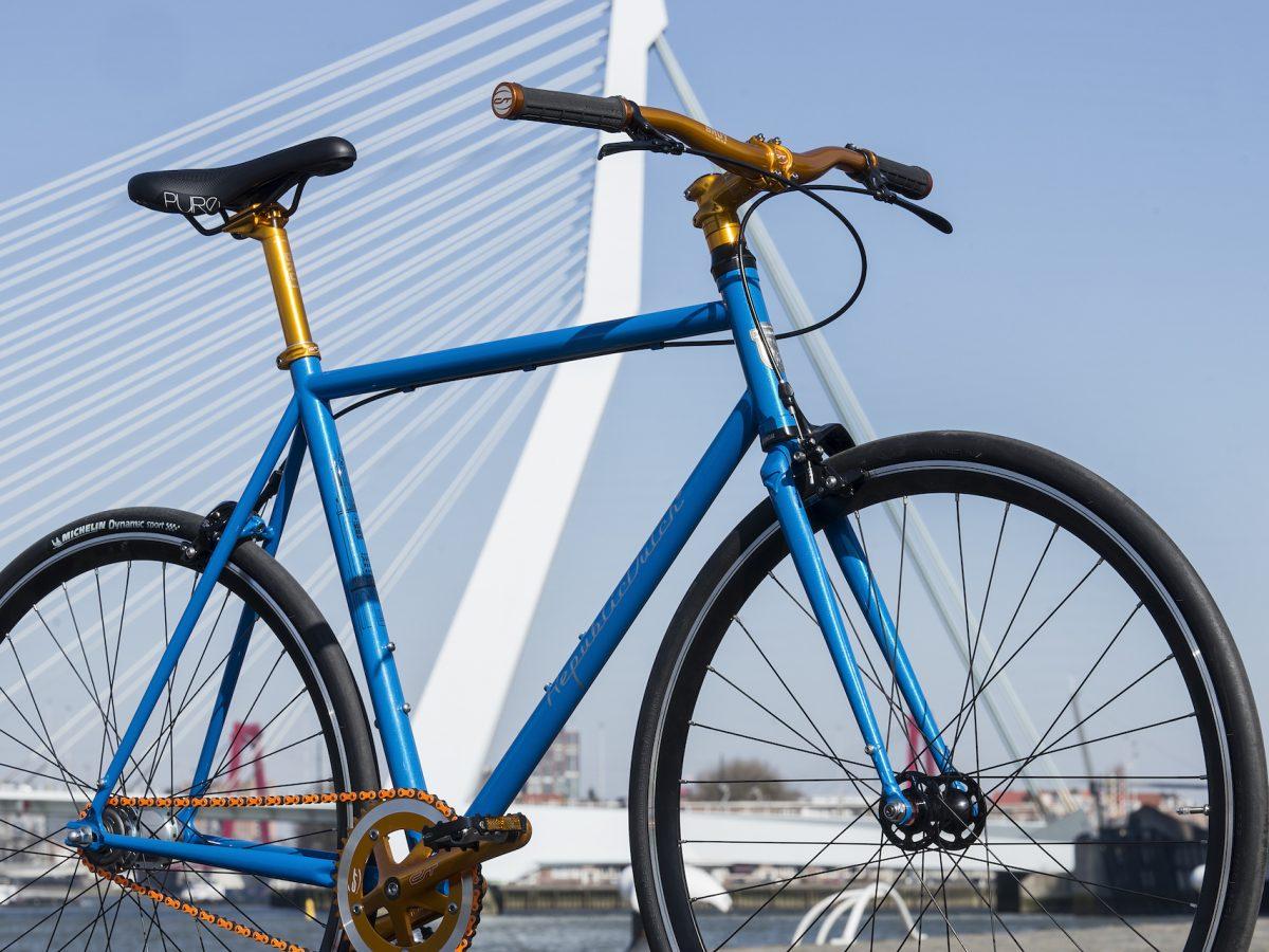 Koop je eigen unieke Republiek Nederlands | Handgemaakte fiets
